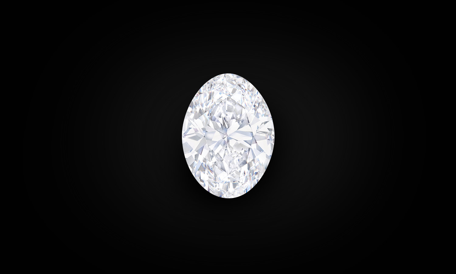 88.22 Oval Brilliant Diamond